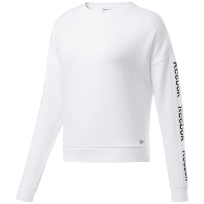 Linear Logo Crew Sweatshirt-26182