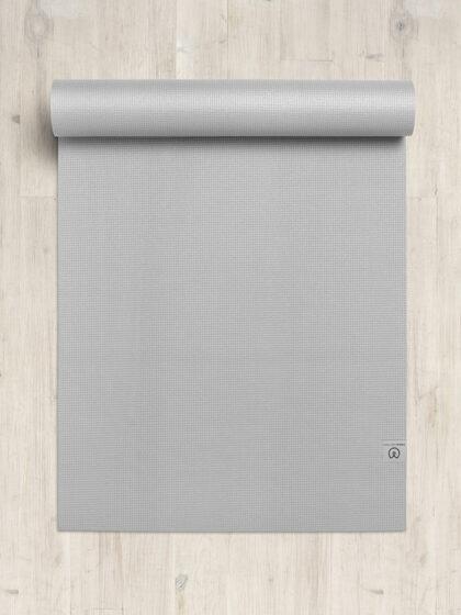 Yogamatters Sticky Yoga Mat - Cool Grey