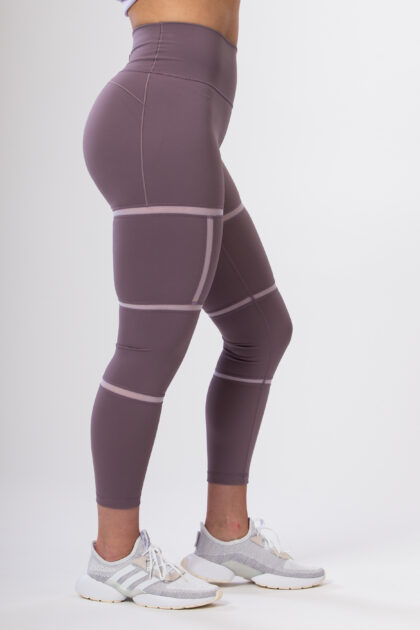 adidas Believe This Geo Mesh Long Tights