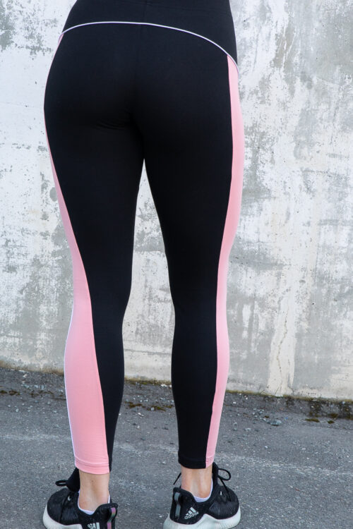 Hoodie and Tights Track Suit-28010