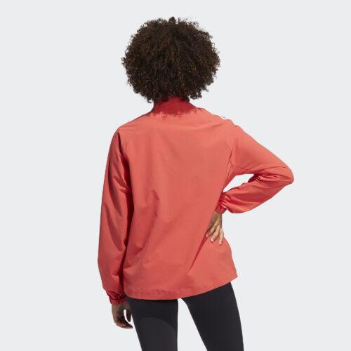 adidas 3-Stripes Cover-Up Jacket