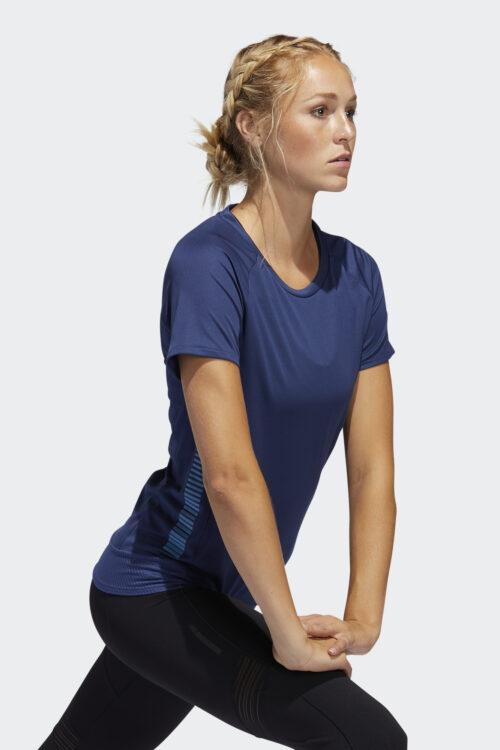 adidas 25/7 Rise Up N Run Parley T-skjorte