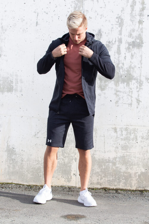 3Tshop Under Armour Double Knit FZ Hoodie