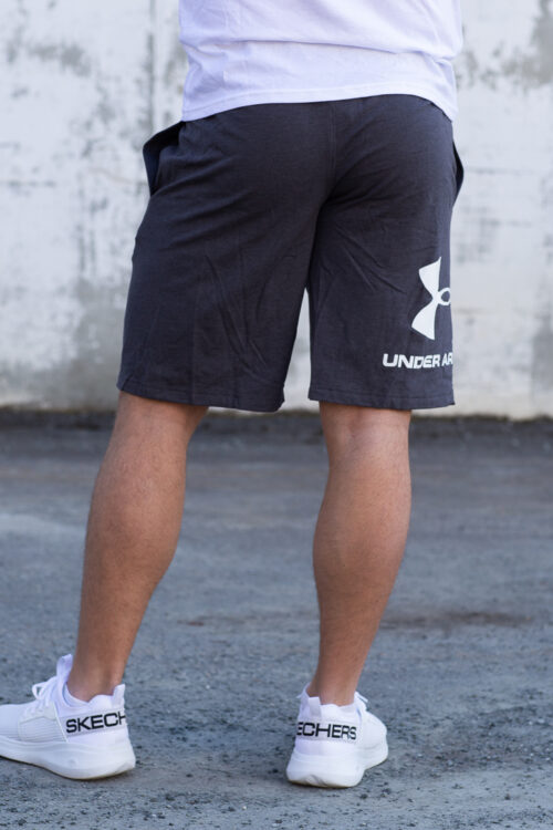 Sportstyle Cotton Logo Shorts-28312