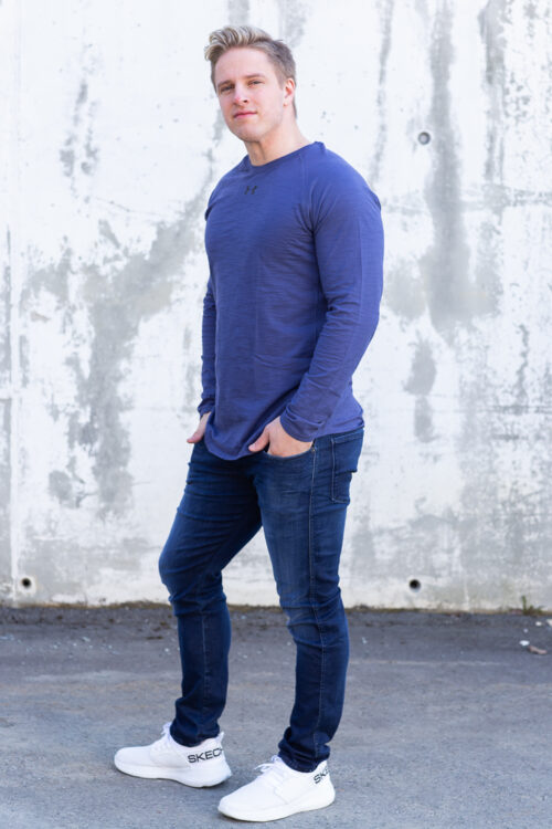 Charged Cotton LS-28351
