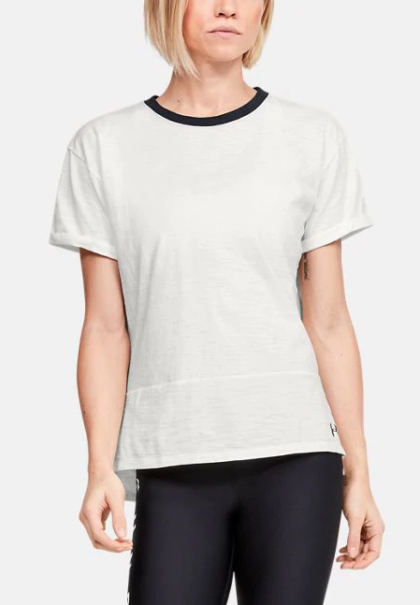 Under Armour Charged Cotton SS
