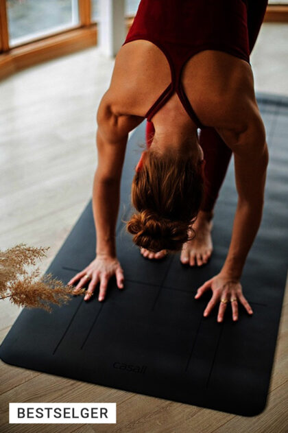 Casall Yoga mat Grip&Cushion III 5mm