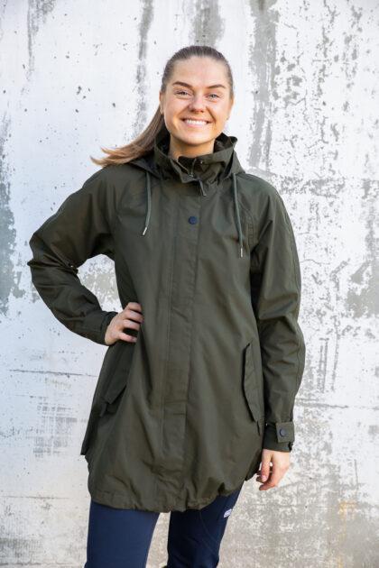 Helly Hansen-W Valentia Raincoat