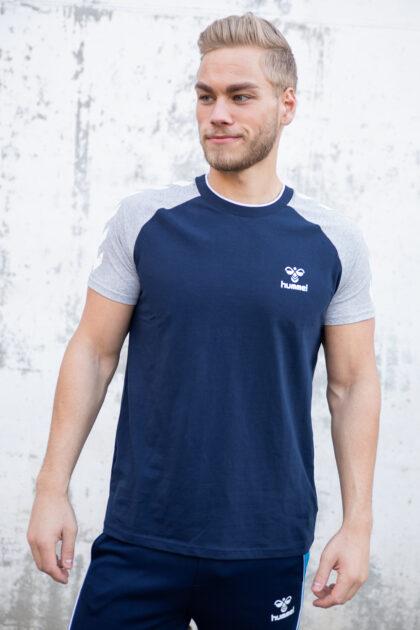 Hummel Mark T-Shirt S/S 3Tshop.no
