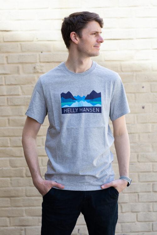 Helly Hansen-Nord Graphic T-Shirt