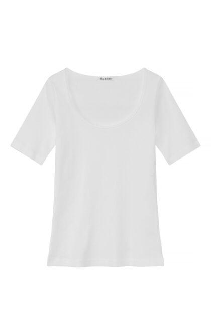 Bread & Boxers T-Shirt Ribbed By Biderman