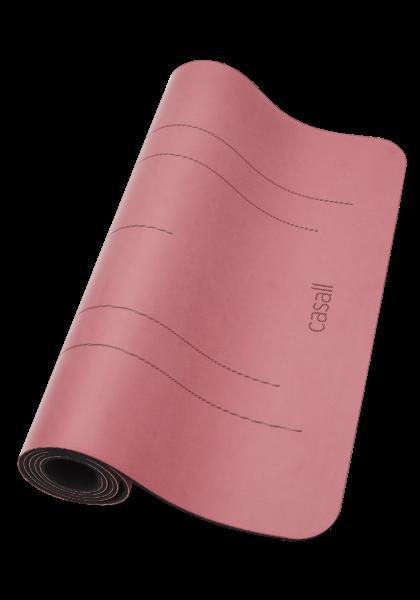 Yoga mat Grip&Cushion III 5mm rosa pink yogamatte