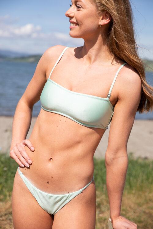 Casall Shiny Bikini Tanga Brief