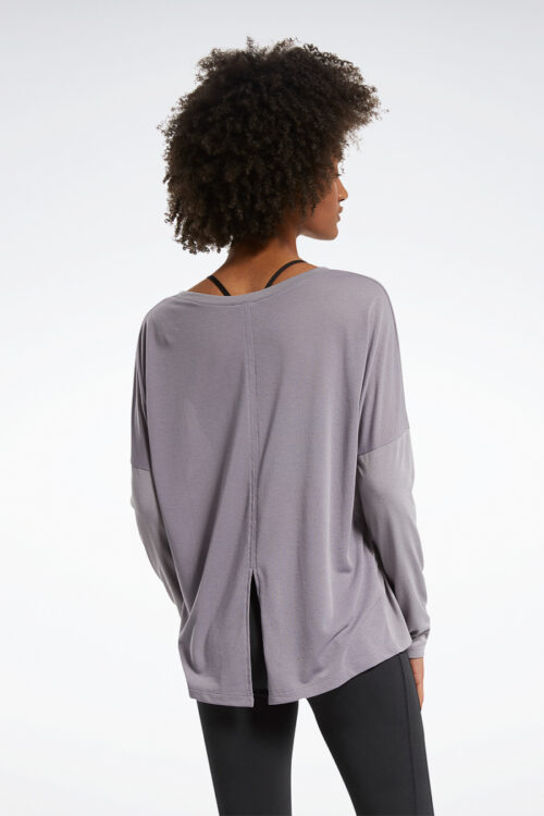 Workout Ready Supremium Long Sleeve Tee-30132