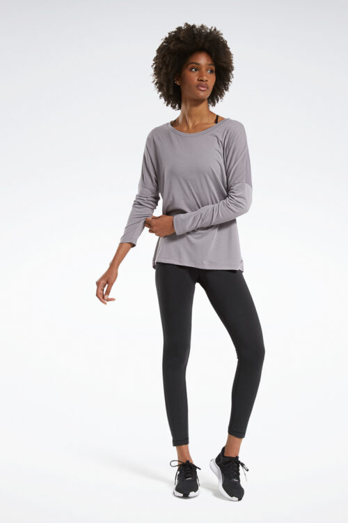 Workout Ready Supremium Long Sleeve Tee-30135