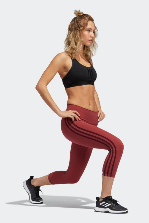 Believe This 2.0 3-Stripes 3/4 Tights-31854