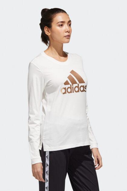 adidas U4U Long Sleeve T-skjorte