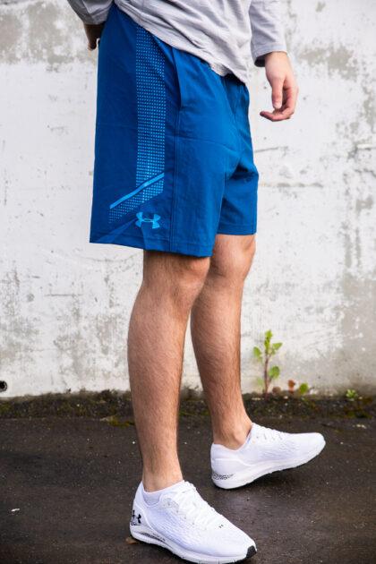 UA Woven Graphic Shorts-33903