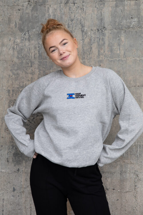 3T-Sweatshirt Big Logo-31625