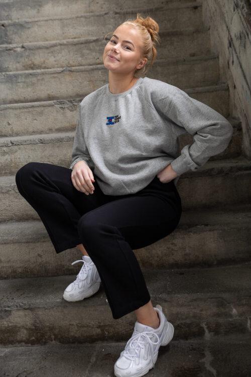 3T-Sweatshirt Big Logo-31627