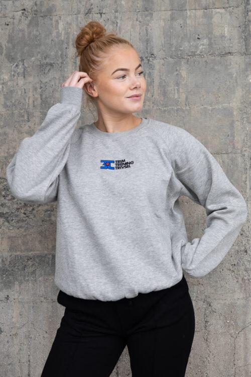 3T-Sweatshirt Big Logo-31626