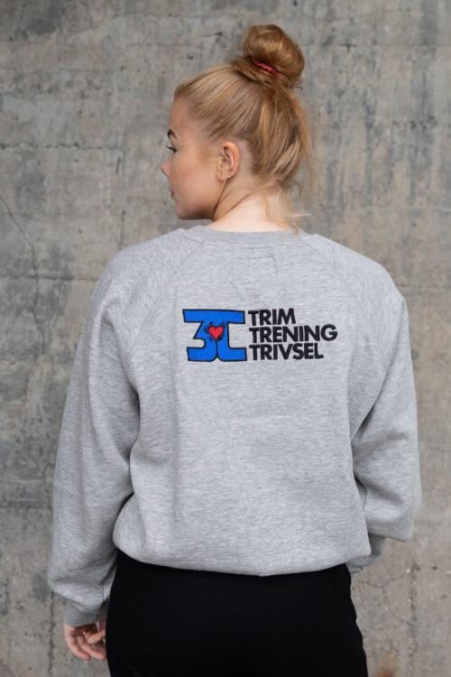 3T-Sweatshirt Big Logo-31624