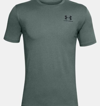 UA Sportstyle Lc SS 3Tshop.no herre tskjorte trening hverdag