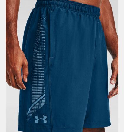 UA Woven Graphic Shorts-33556