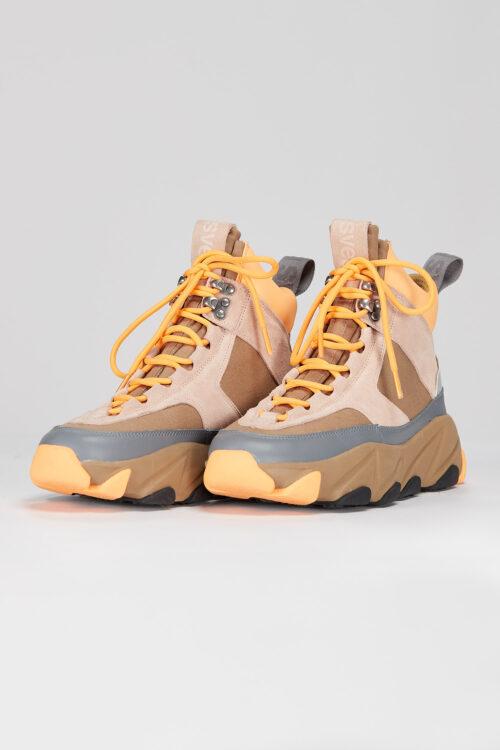 Fire Sneaker Boots-33701