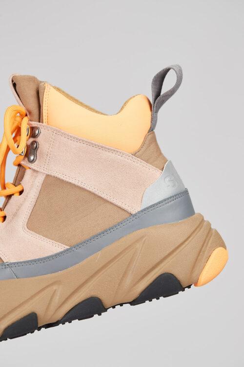 Fire Sneaker Boots-33703