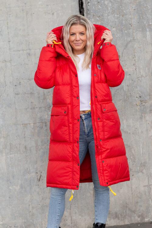 Expedition Down Lite Jacket Women Jakke Vinterjakke Fjellreven Fjällräven