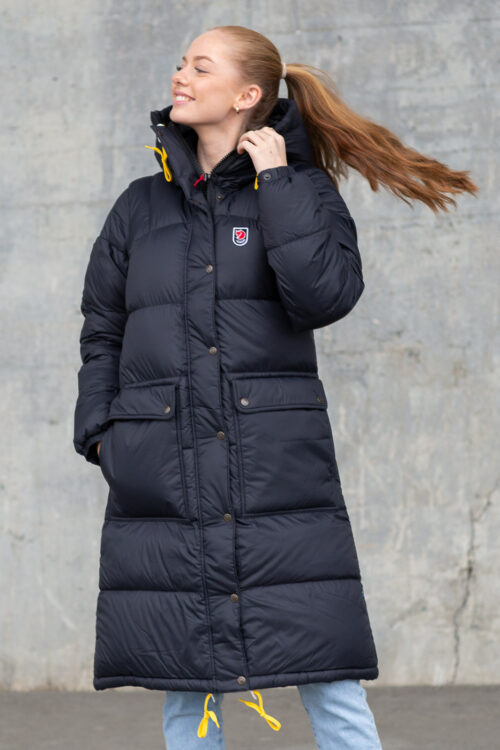 Expedition Long Down Parka W-38577