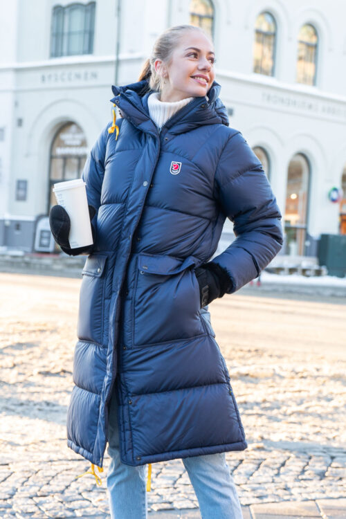 Expedition Long Down Parka W-38474