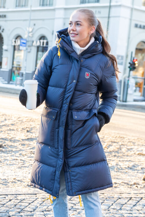 Expedition Long Down Parka W-38475