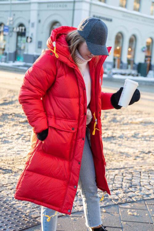 Expedition Long Down Parka W-38484