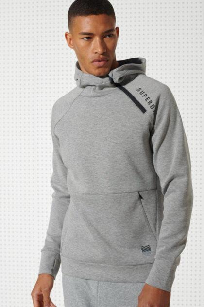 Superdry Training Gymtech Hood herre hoodie
