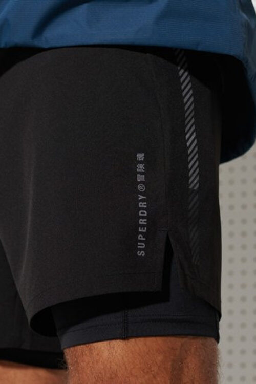 Superdry Double Layer Short 3Tshop.no herre shorts