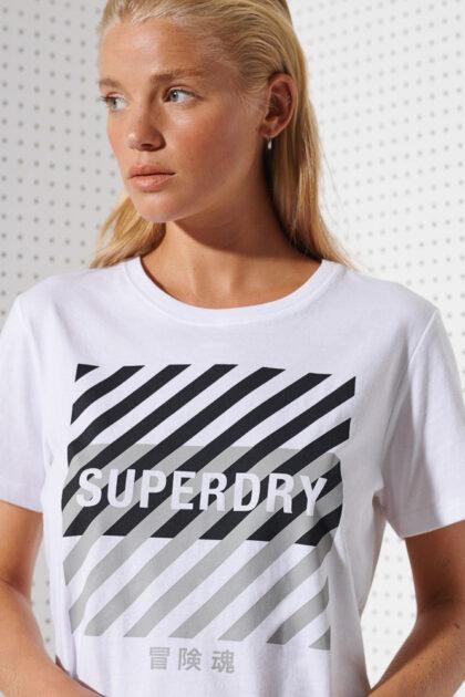 Superdry Training Core Sport Tee 3Tshop.no