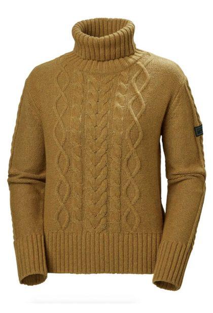 3tshop-hellyhansen-strikket-genser-ullgenser-brun