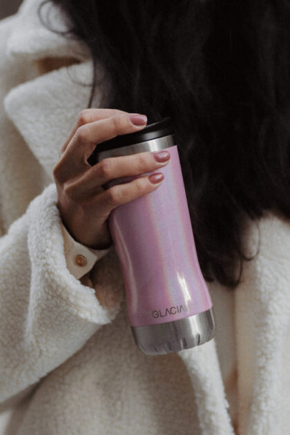 Thermo Cup - Pink Pearl