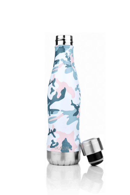 Stainless Steel 400 ml - Pink Camo-35407