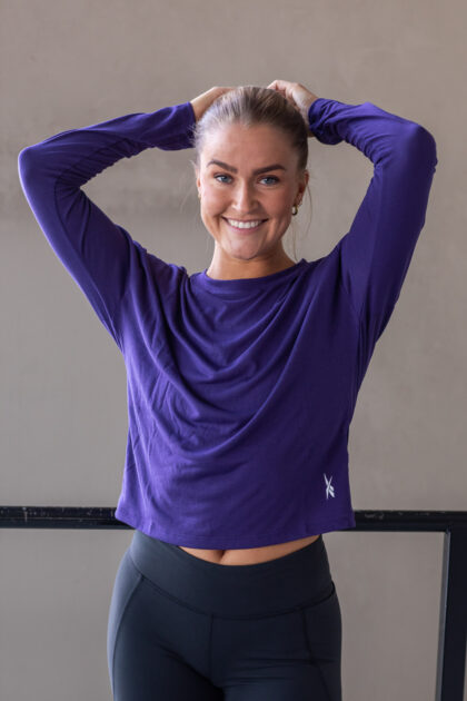 Reebok Workout Ready Supremium Long Sleeve T-Shirt