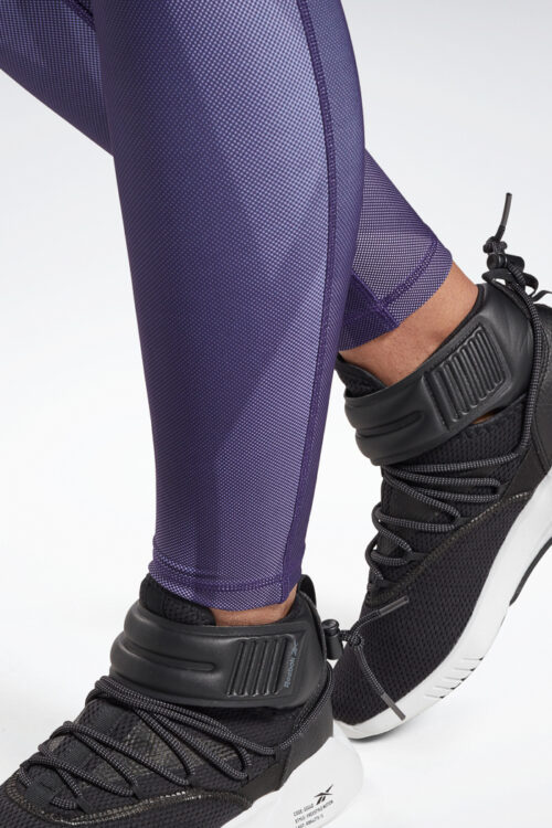 Reebok Lux Bold High-Rise Vector Block Tights