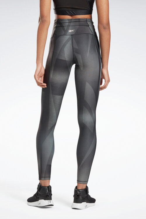 Lux Bold High-Rise Vector Block Tights