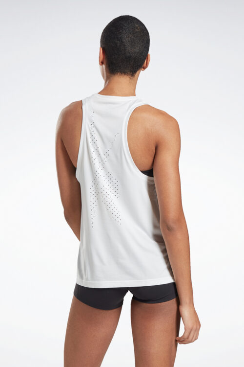 United By Fitness Perforated Tank Top-38125