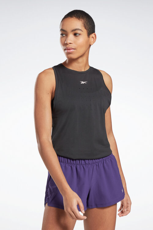 United By Fitness Perforated Tank Top-38136