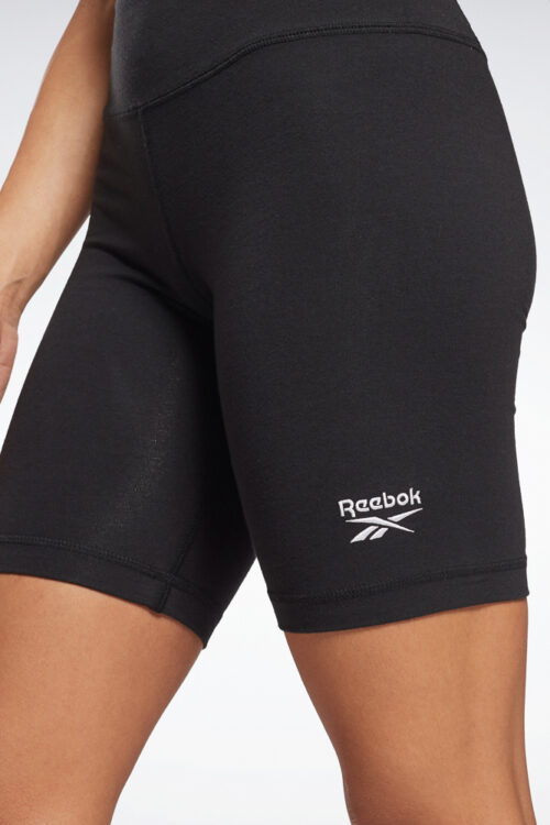 Reebok Identity Fitted Logo Shorts-36593