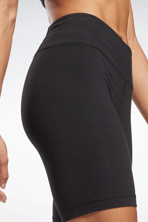 Reebok Identity Fitted Logo Shorts-36592
