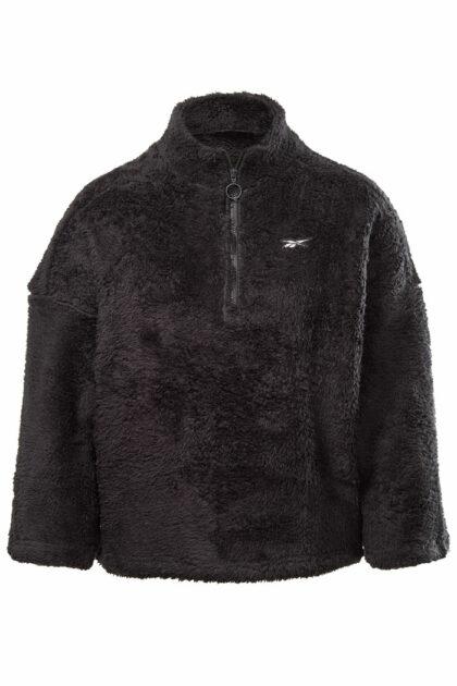 3tshop GS9361 MYT Cozy Fleece Quarter-Zip Sweatshirt